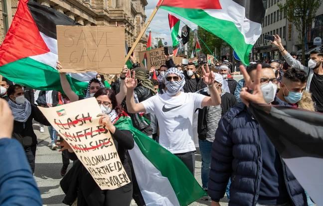 Manifestation pro palestinienneà Paris : Le tribunal administratif confirme l'interdiction du rassemblement samedi