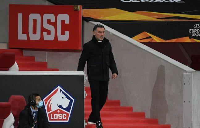 Ligue 1: Christophe Galtier «n'aura pas de téléphone pour savoir ce qui se passe au Parc» dimanche soir