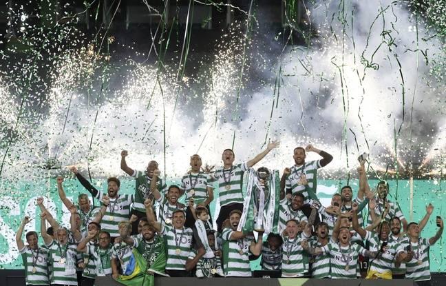 Portugal: Le Sporting sacré champion après 19 ans d'attente, des scènes de liesse à Lisbonne