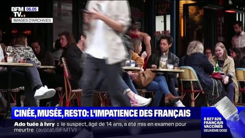 Comment les Français se sentent-ils, à deux jours de la réouverture des terrasses ?