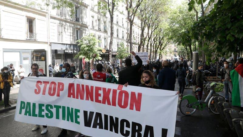 Manifestation pro-Palestine a Paris: fallait-il interdire le rassemblement?