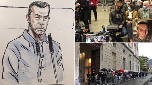 """Procès Lelandais : des """"excuses"""" à la condamnation à 20 ans de réclusion, revivre en intégralité les 7 jours d'audience"""