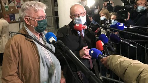 """Procès Lelandais : les parents d'Arthur Noyer """"globalement satisfaits"""" de voir reconnu """"le meurtre"""" de leur fils"""