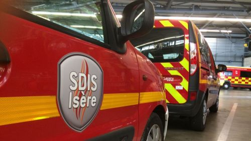 Isère : une femme perd la vie dans un accident de voiture à Saint-Clair-de-la-Tour